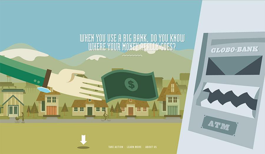 best banking website designs