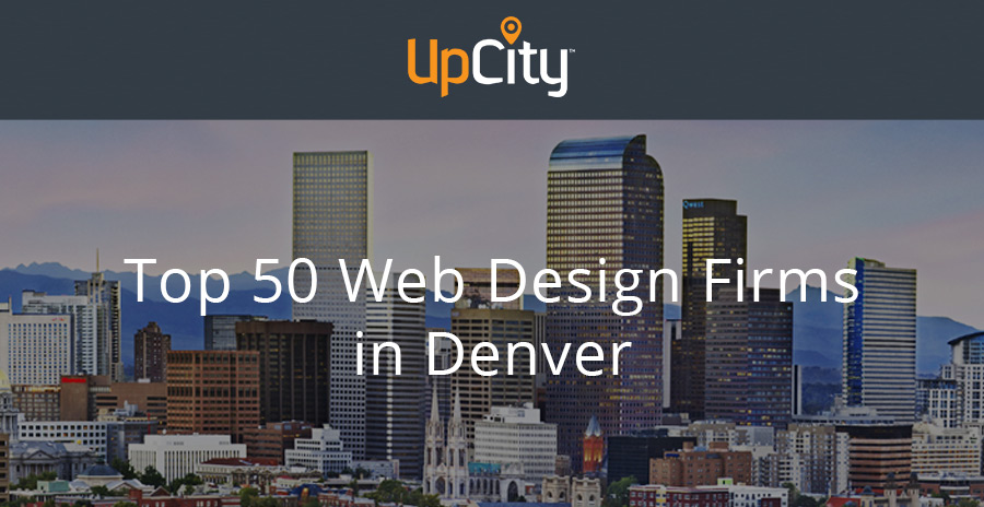 Blennd Ranked Top Denver Web Design Agency by UpCity