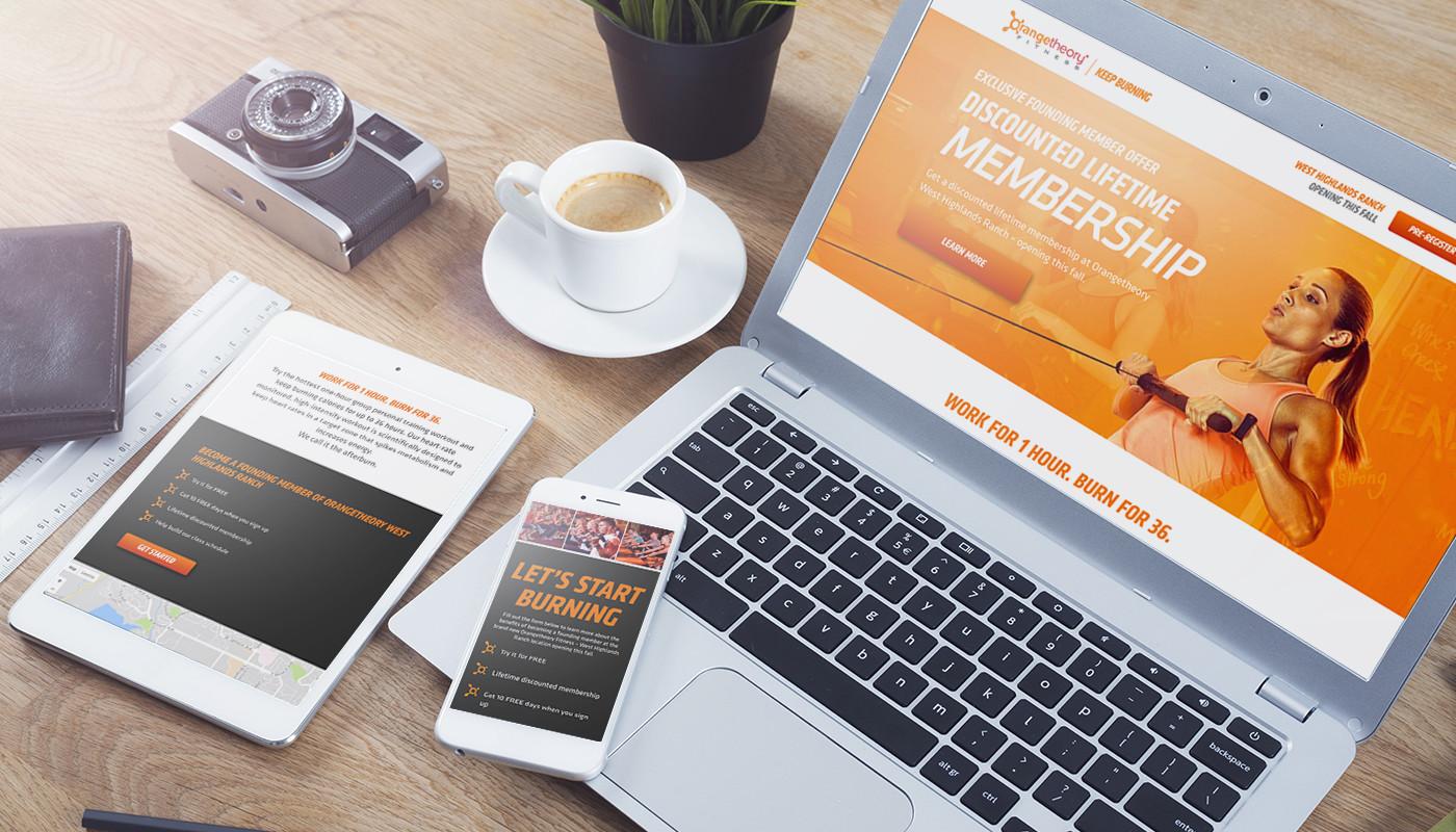 Creative agency portfolio full service web design blennd for Service design agency