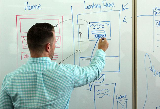 responsive wordpress web design services