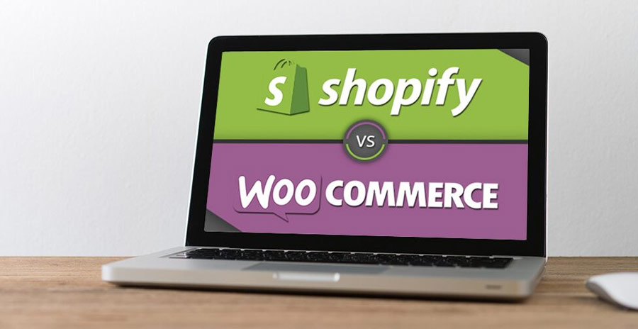 eCommerce Website Development: WooCommerce vs Shopify