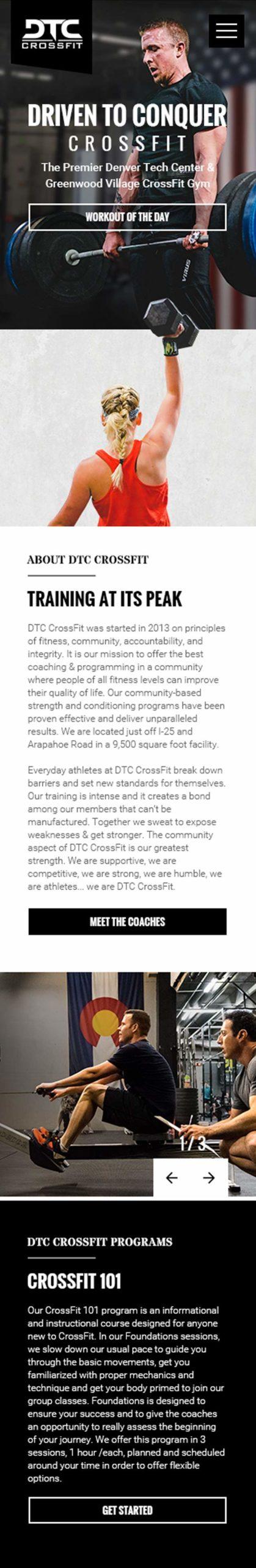 DTC Crossfit