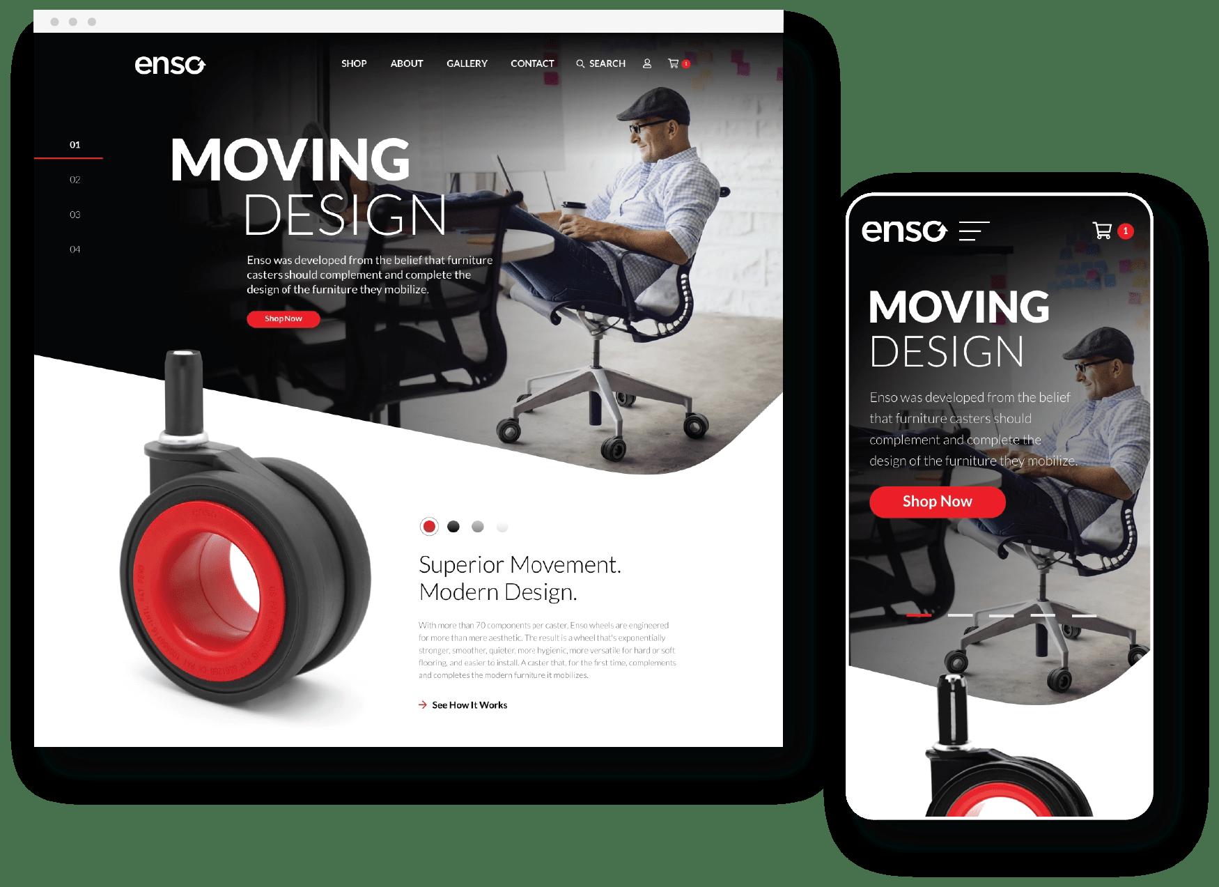 Enso Motion