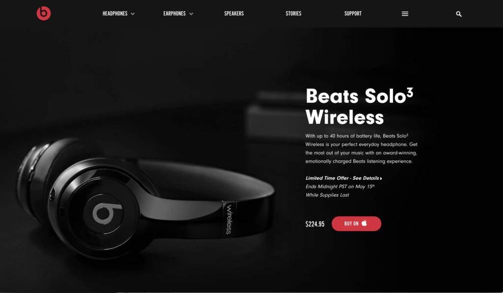 minimal website trends