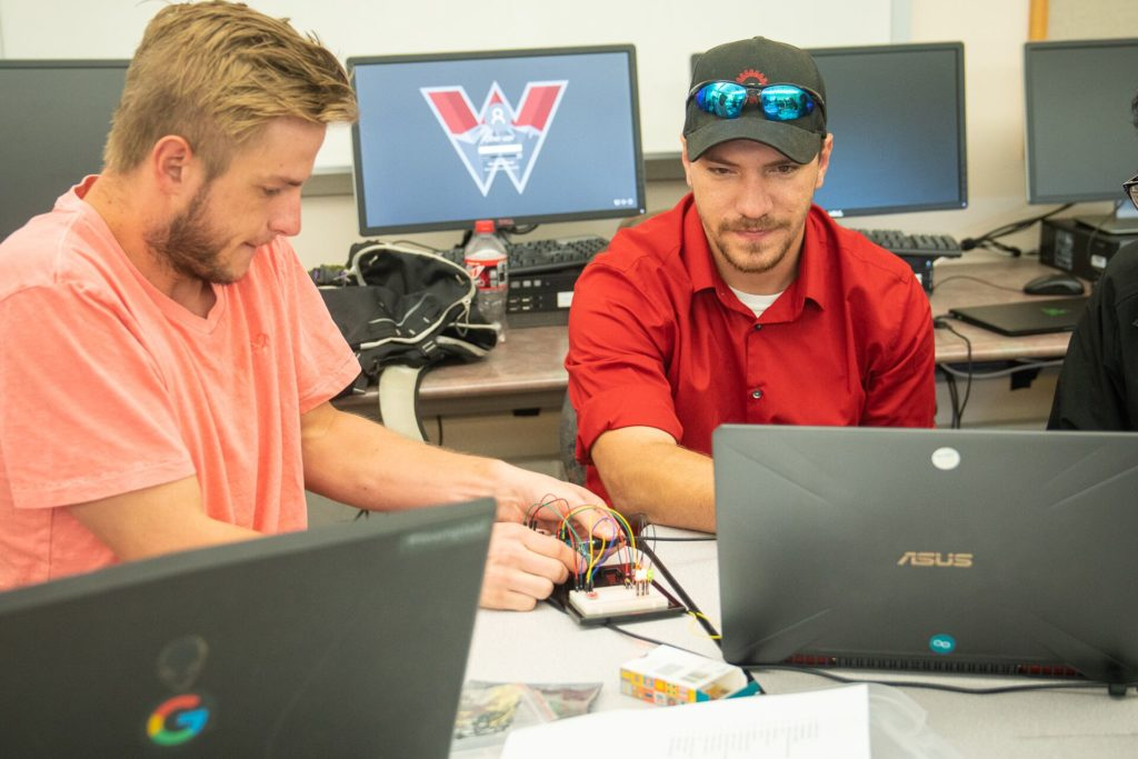 WCU classroom