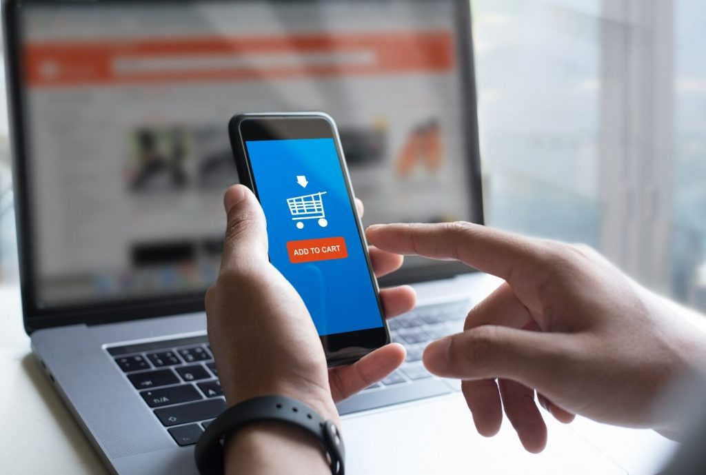 website ecommerce capabilities